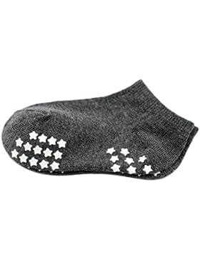 8 pares de calcetines antideslizantes para bebés recién nacidos Calcetines de bebé calcetines 9-12 CM para 0-1...