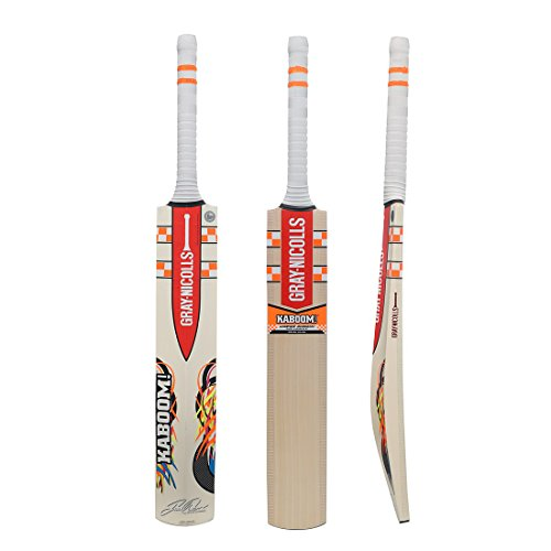 Gray-Nicolls-Kaboom-Academy-English-Willow-Cricket-Bat-Short-Handle