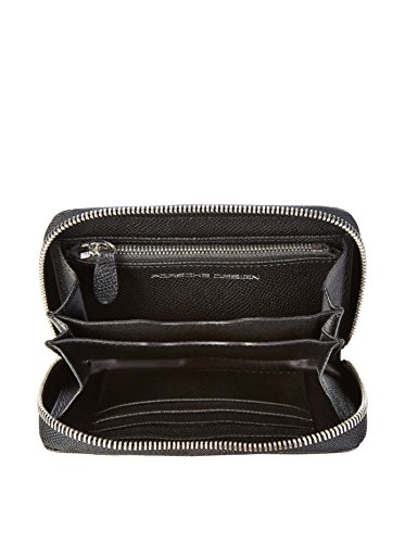 Porsche - French Classic 3.0 Phone Wallet, Organizer borsa Uomo Black (Nero)