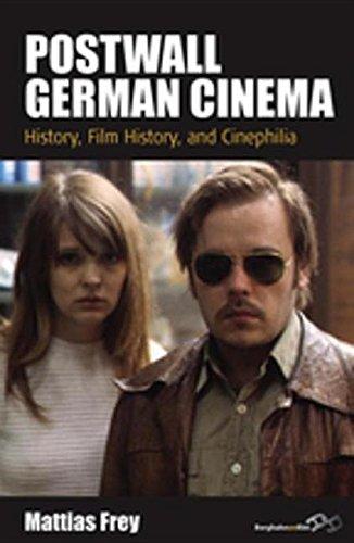 Postwall German Cinema: History, Film History, and Cinephilia (Film Europa: German Cinema in an International Context) 1800 Video