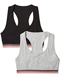 Iris & Lilly Sporty Cotton - Top Corto Mujer