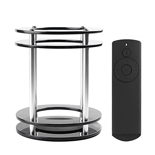 docooler-speaker-stand-acrylic-speaker-holder-with-soft-touch-silicone-rubber-case-for-amazon-echo-s