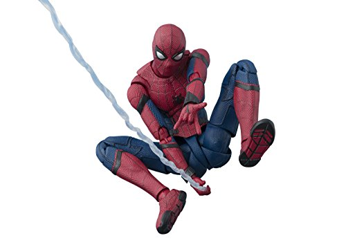 Spider-Man (Homecoming) - Spiderman [SH Figuarts] [import Japon], Figurines