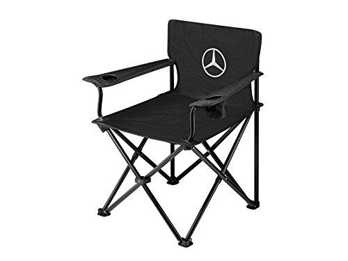 Mercedes-Benz Faltstuhl schwarz