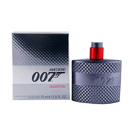 James Bond 007 Quantum Eau De Toilette Spray For Men 75Ml/2.5Oz by James Bond