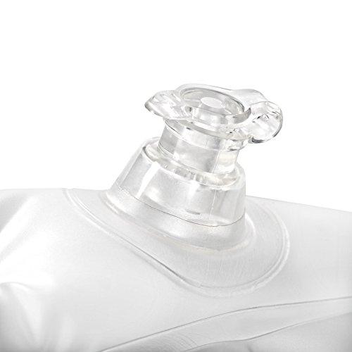 Das winecradle–Pochette Protectrice de Flaschen für Gepäck