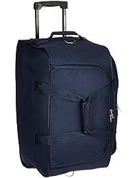 American Tourister Nylon Blue Travel Duffle (Y65 (0) 01 357)