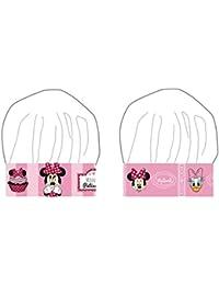 Minnie Mouse - Gorro chef de tela ajustable (Gabbiano 66006)