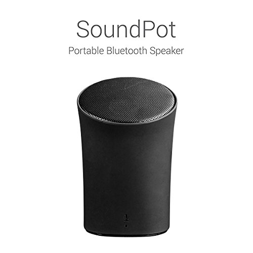 Portronics Sound Pot Bluetooth Speaker