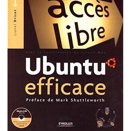 Ubuntu efficace (1Cédérom)