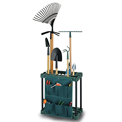 Garden Tool Storage Organiser Rack - KCT