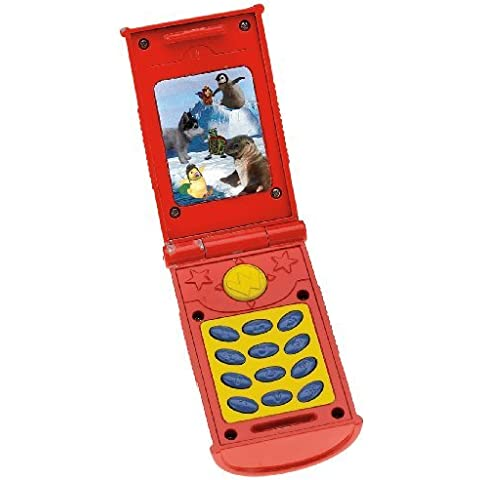 Fisher-Price Wonder Pets Chat and Save Can Phone by Wonder Pets