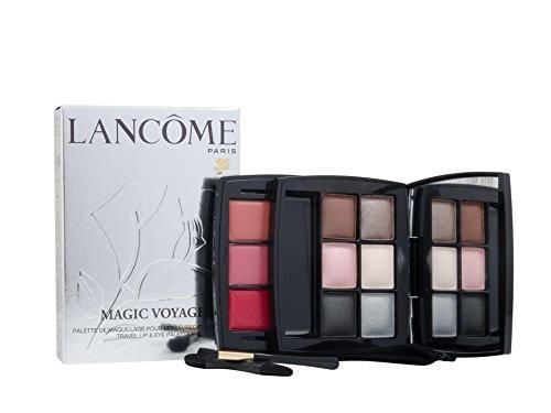 Lancome Magic Voyage Palette da Viaggio Labbra & Occhi 6 x Ombretti + 3 x Rossetti + 2 x Applicatori