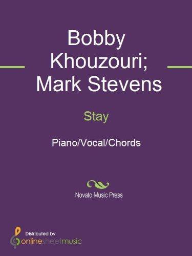 Stay Ebook Bobby Khouzouri Lisa Anne Loeb Mark Stevens Amazon