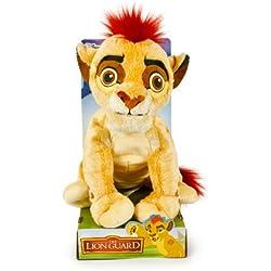 La Guardia del Leon - Peluche personaje Kion, leon - Calidad super soft - 23cm en caja
