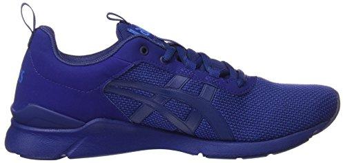 Asics Unisex-Erwachsene Gel-Lyte Runner Sneakers, Blau - 6