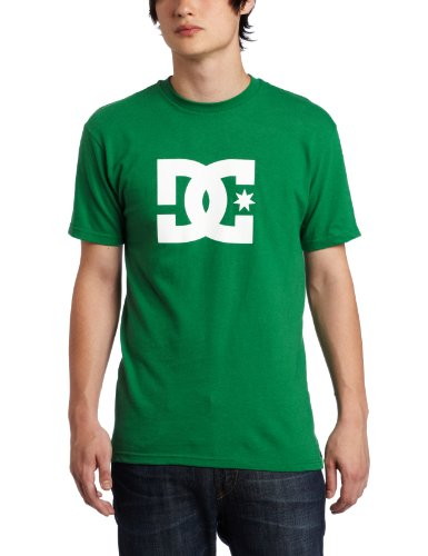 dc-shoes-star-short-camiseta-para-hombre-tamano-s-color-verde