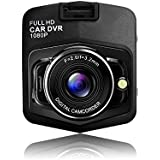 """Thunderwood Simple, Lightweight And Portable 2. 5"""" Full Hd Car Dvr Vehicle Camera Video Recorder With Infrared Day And Night Vision For Redmi 6, Honor, IPhone And Other Smartphones"""