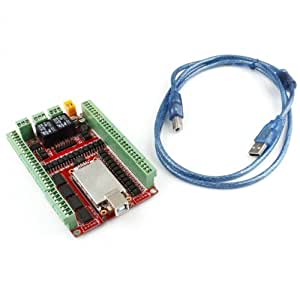 RioRand 3 Axes CNC Interface USB MACH3 Adafruit Carte Contrôleur de mouvement