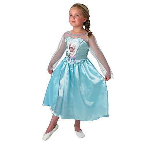 (Disney Elsa La Reine des neiges Déguisement-Taille M)