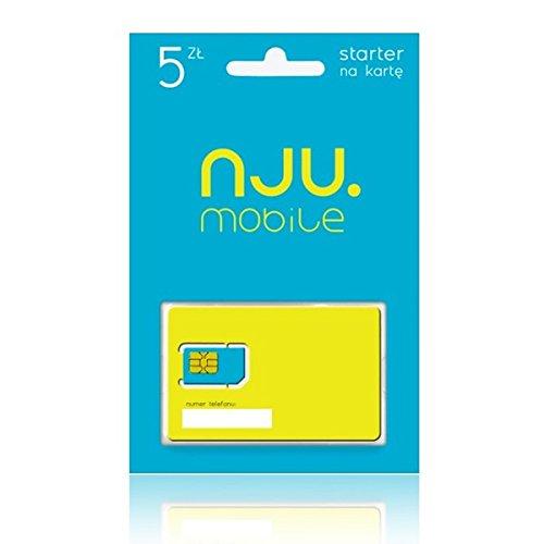 Mobile Starter Kit (Starter Kit NJU Mobile 5 PLN)