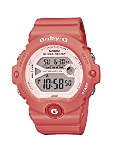 Casio Damen-Armbanduhr XL Baby-G Digital Quarz Resin BG-6903-4ER