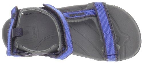 Teva - Tanza Cs, sandali sportivi da unisex bambino Blu (Blau (olympian blue 526))