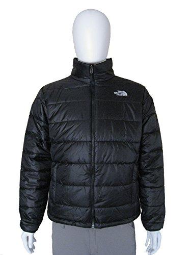 The North Face Mens Grampian Jacket Puffer Lightweight (TNF Black, Small, CMT4-JK3) (Flap-kabel)