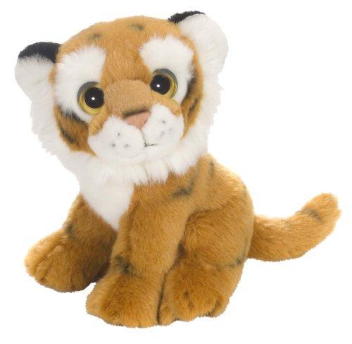 Wild Watcher - Peluche Tigre,18Cm