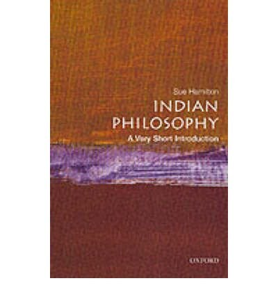By Hamilton, Sue ( Author ) [ Indian Philosophy: A Very Short Introduction By Jun-2001 Paperback