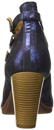 BPrivate - E2101x, Stivali Donna Blu (Blu navy)