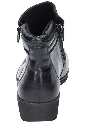 Comfortabel 990433 Damen Klassische Stiefel Schwarz