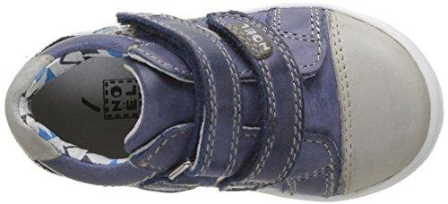 Azul Mini monky Noël 1 De Walker Azul bleu Bebé Sapatos q4E0xwZ