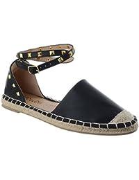 feiXIANG zapatos unisex ahuecan los pares ocasionales sandalias de playa sandalias zapatos de pareja (Blanco, 36)