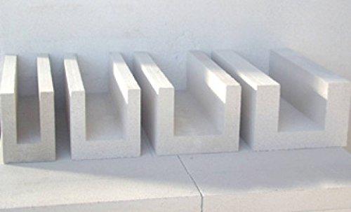 1 Palette 30er U-Schalen 30 x 25 x 50cm Paletteninhalt 15,00 Meter