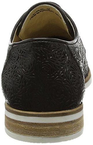 Bronx Bx 883 Btaggerx, Bottes femme Noir (noir)