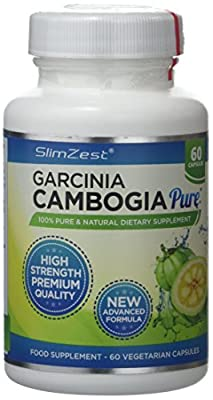 Garcinia Cambogia | Ultra Strong Diet Pills | UK Manufactured | 180 Veggie Capsules | With Essential Potassium and Calcium | Premium Weight Loss Supplement | Natural Appetite Suppressant | 3000mg Per Day | Fast Easy Effective Slimming Pills | Best Value |