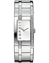 Esprit Silver Houston Analog Quarz Damenuhr ES000M02816