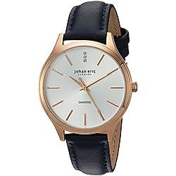 Johan Eric Women's JE2200-09-001.3 Herlev Analog Display Quartz Blue Watch
