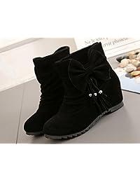 es Mujer Y Amazon Botas Telas Para Zapatos 39 dAqZz