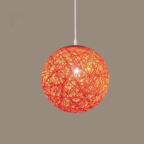 gqlb-la-commissione-lampadario-a-sfera-lampada-e-arte-salotto-rattan-200mm-spago-sisal