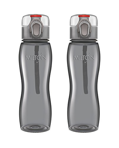 Milton Rock Unbreakable Triton Water Bottle Set, 750ml, Set of 2, Assorted