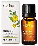 Bergamote Bergamot (Italie) - 100% pur, non dilué, organique, naturel et huile...