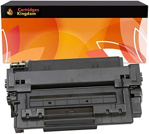 Cartridges Kingdom Toner kompatibel zu HP Q7551A 51A für HP LaserJet P3005, P3005D, P3005DN, P3005DTN, P3005N, P3005X, M3035 MFP, M3035X MFP, M3035XS MFP, M3027 MFP, M3027X MFP, M3027XS MFP - P3005n Toner Laserjet Hp