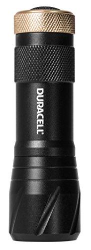 Preisvergleich Produktbild Duracell LED Taschenlampe mit 1 W Epistar im Aluminium Gehäuse CMP-9