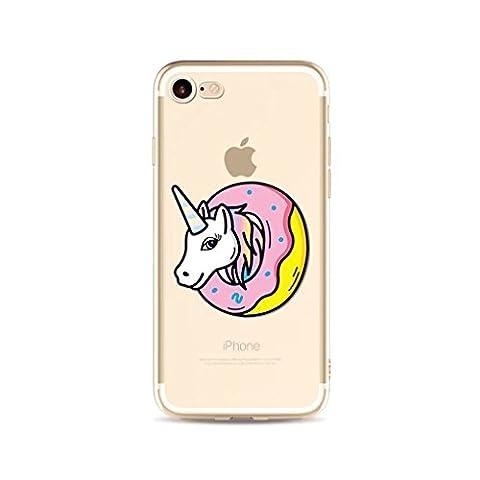 MUTOUREN Coque iPhone 6 Plus/6S Plus (5.5 Zoll) Housse Transparent