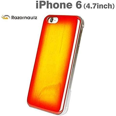 REAL WOODEN Grain Pattern Case for iPhone 6 (Maple / Cherry Sunburst) - Maple Sunburst