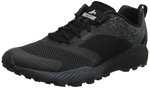 Merrell Herren All Out Crush 2 GTX Traillaufschuhe, Schwarz Black, 43 EU
