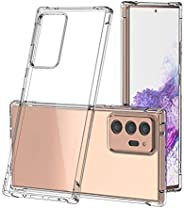 YOJN Galaxy Note 20 Ultra Case, Built-in Screen Protector Full Body Heavy Duty Shockproof Cover for Galaxy Not