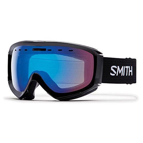Smith Prophecy OTG Goggles, Black/Chromapop Storm Rose Flash, One Size